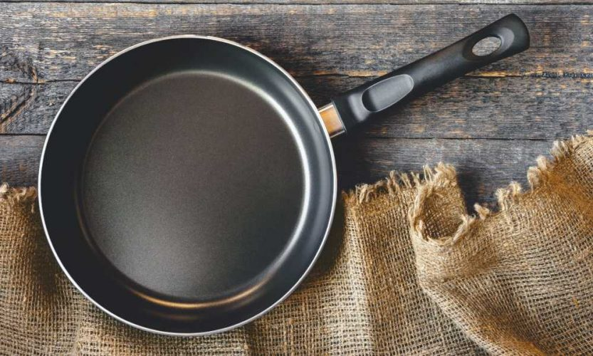 How to Clean a Seasoned Stainless-Steel Frying Pan
