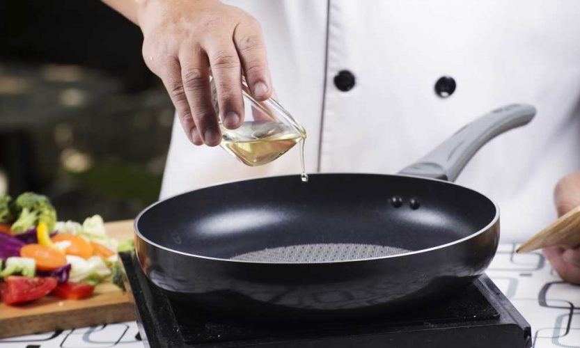 Why Season Stainless-Steel Frying Pans